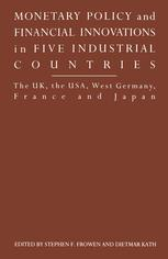 Monetary Policy and Financial Innovations in Five Industrial Countries
