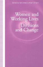 Women and Working Lives