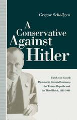 A Conservative Against Hitler