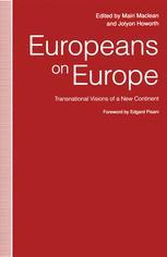 Europeans on Europe
