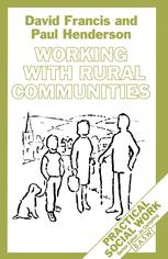 Working with Rural Communities