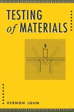Testing of Materials