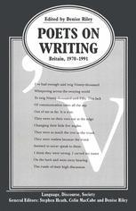 Poets on Writing