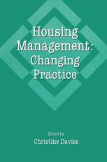 Housing Management: Changing Practice