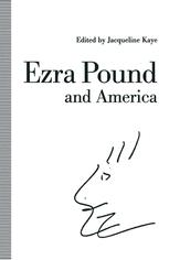 Ezra Pound and America