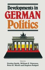 Developments in German Politics