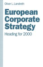 European Corporate Strategy