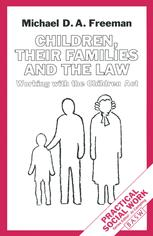 Children, their Families and the Law