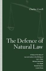 The Defence of Natural Law