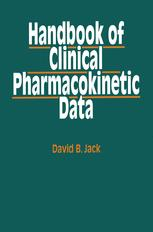 Handbook of Clinical Pharmacokinetic Data