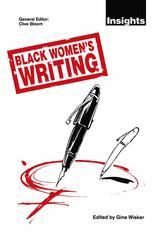 Black Women's Writing