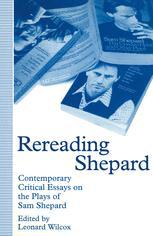 Rereading Shepard