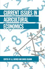 Current Issues in Agricultural Economics