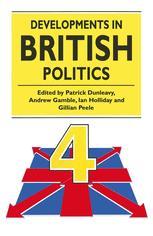 Developments in British Politics 4