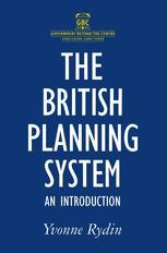 The British Planning System