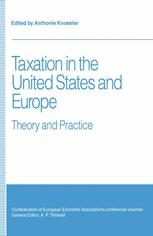 Taxation in the United States and Europe