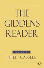 The Giddens Reader