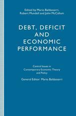 Debt, Deficit and Economic Performance