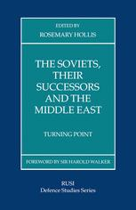 The Soviets, Their Successors and the Middle East