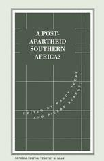 A Post-Apartheid Southern Africa?