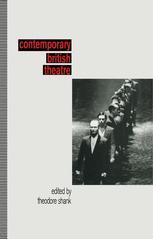Contemporary British Theatre