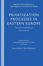 Privatization Processes in Eastern Europe