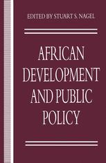 African Development and Public Policy