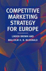 Competitive Marketing Strategy for Europe
