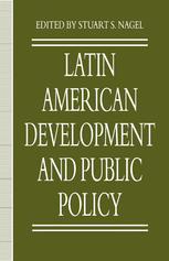 Latin American Development and Public Policy