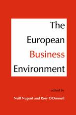 The European Business Environment