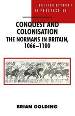 Conquest and Colonisation