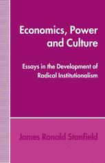 Economics, Power and Culture