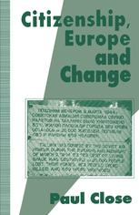 Citizenship, Europe and Change