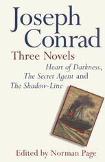Joseph Conrad: Three Novels