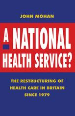 A National Health Service?