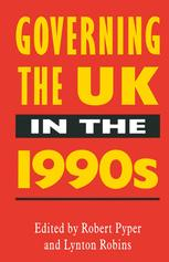 Governing the UK in the 1990s