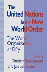 The United Nations in the New World Order
