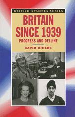 Britain since 1939