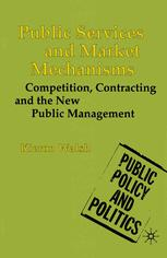 Public Services and Market Mechanisms