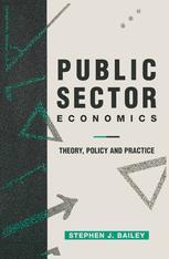 Public Sector Economics