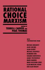 Rational Choice Marxism