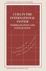 Cuba in the International System