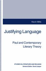 Justifying Language