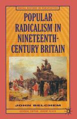 Popular Radicalism in Nineteenth-Century Britain
