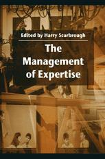 The Management of Expertise