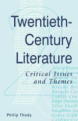 Twentieth-Century Literature
