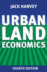 Urban Land Economics