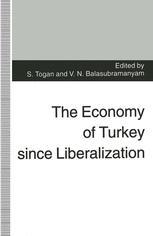 The Economy of Turkey since Liberalization