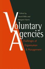 Voluntary Agencies