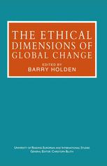 The Ethical Dimensions of Global Change